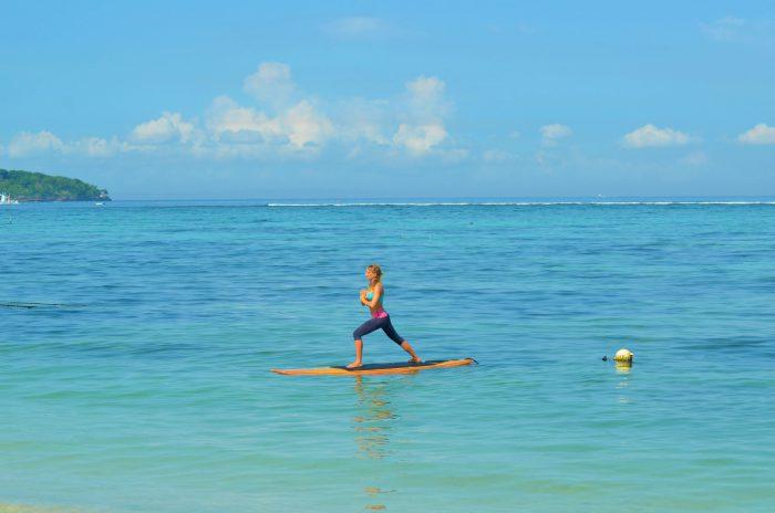 yoga retreat in Sardinia