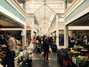 Rome in Winter - Testaccio market