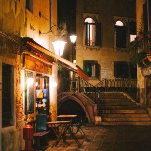 Best restaurants in Venice La Zucca