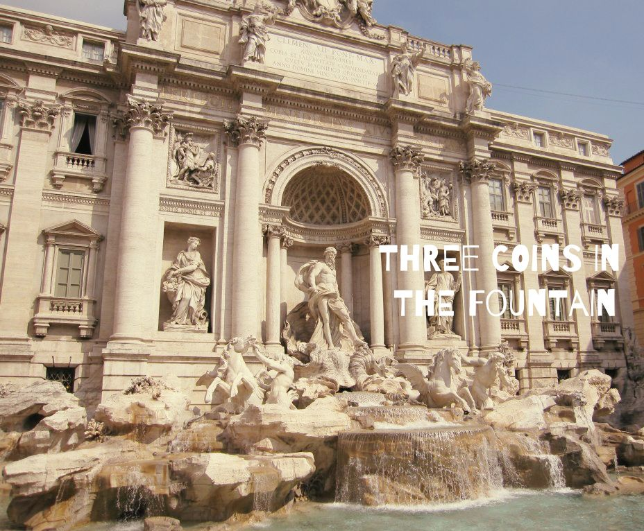 "The Story Behind the ""Trevi Fountain"" in Rome"