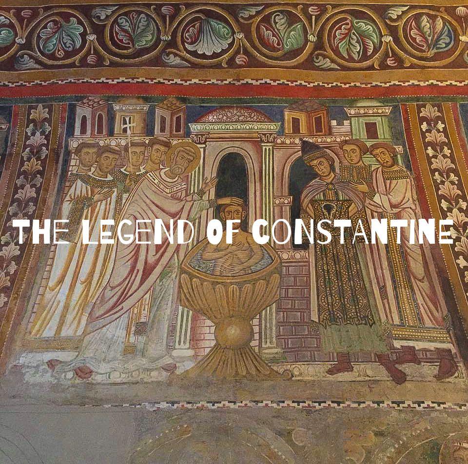 San-Clemente-Church-Rome-Constantine