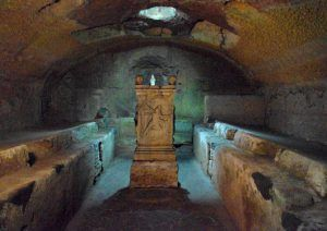 San Clemente Catacombs in Rome