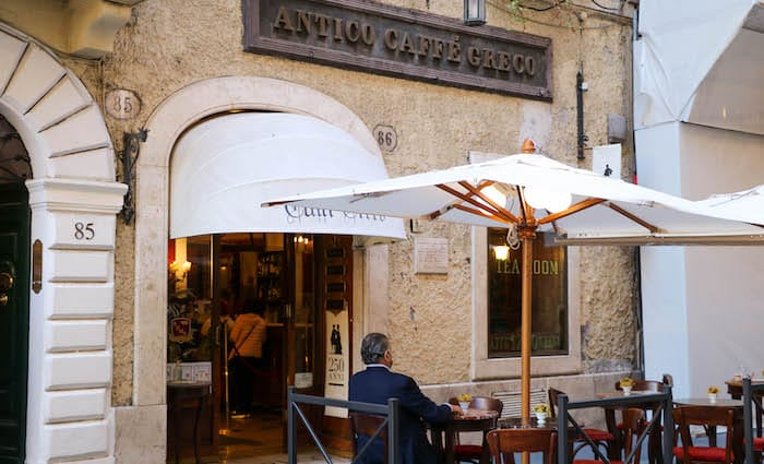 Antico Greco Caffe