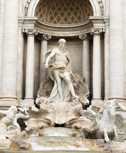 Astounding Facts about Trevi Fountain
