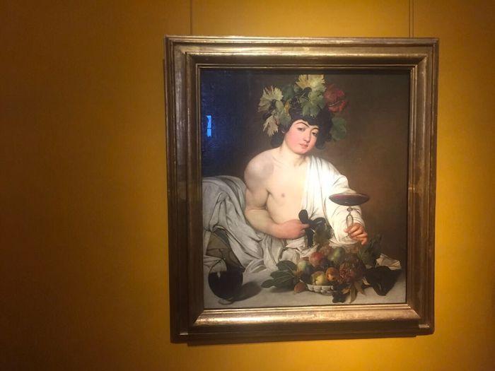 Bacchus Uffizi
