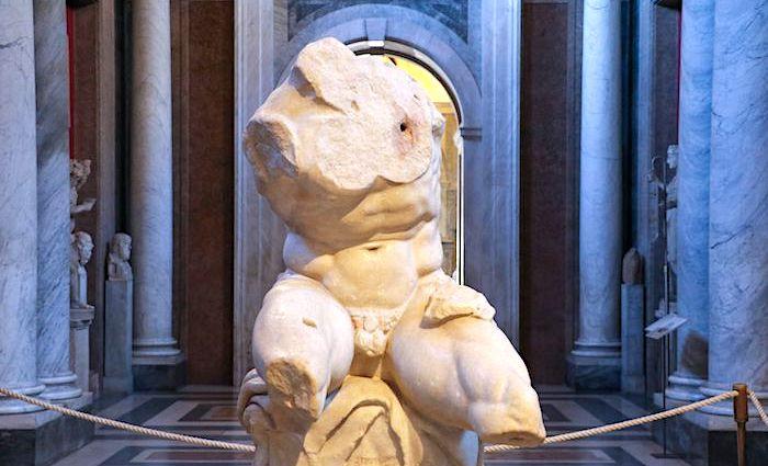 the roman guy vatican tour
