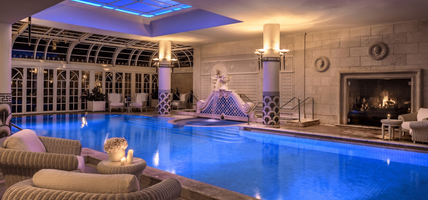 Best Hotels in Rome with Pools Waldorf Astoria