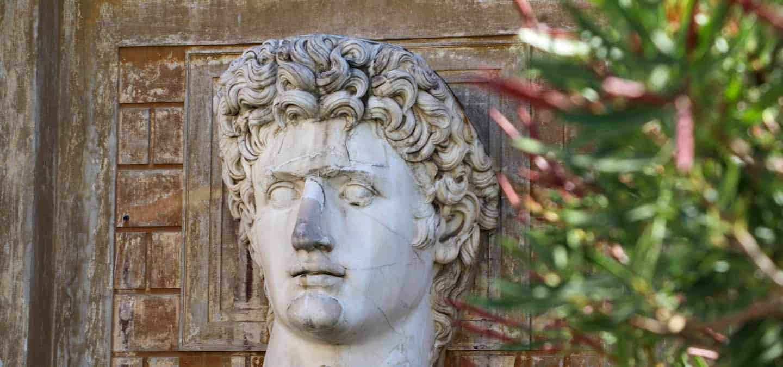 Best Roman Emperors Octavian Augustus Statue