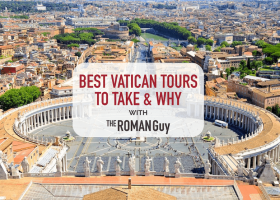 The Best Vatican Tours to Take and Why + Map