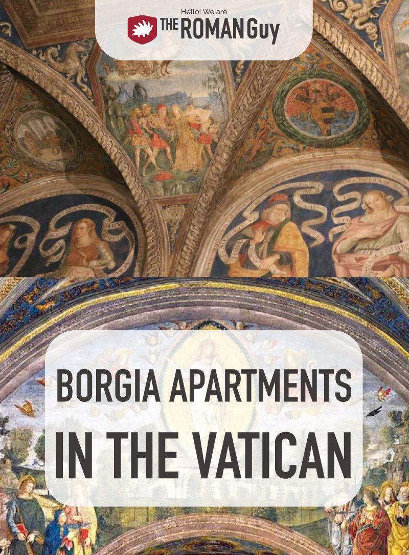 Borgia Apartments Pinterest