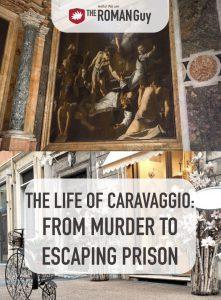 Caravaggio Life Pinterest