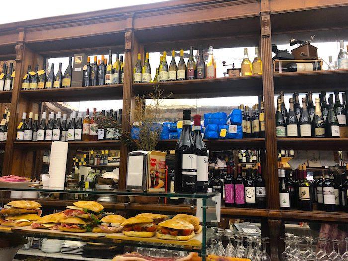 Casa del Vino Florence