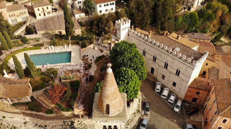 Castello delle Serra