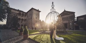 Wedding in Italy sunshine traditional Italian casale