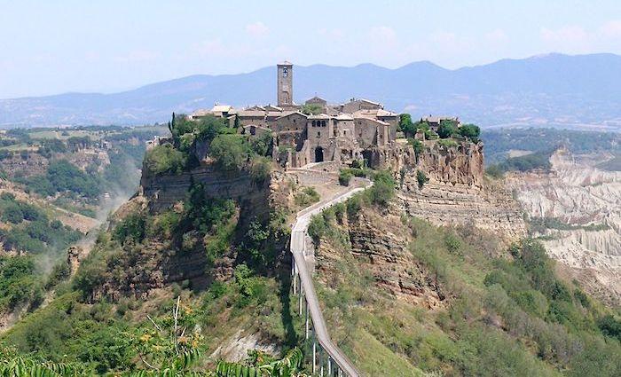 Civita di Bagno Regio Day trip from Rome