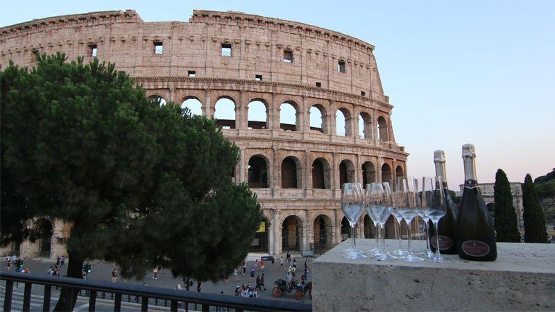 best restaurants near the colosseum