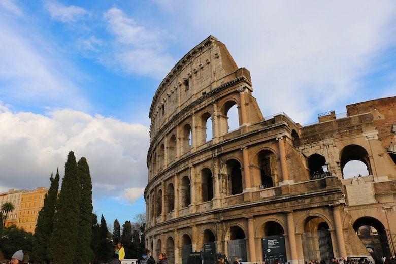 Colosseum Break