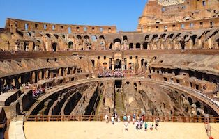 Colosseum Tile category