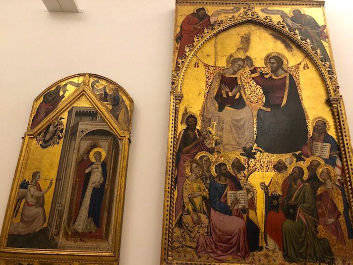 Coronation of the Virgin Accademia