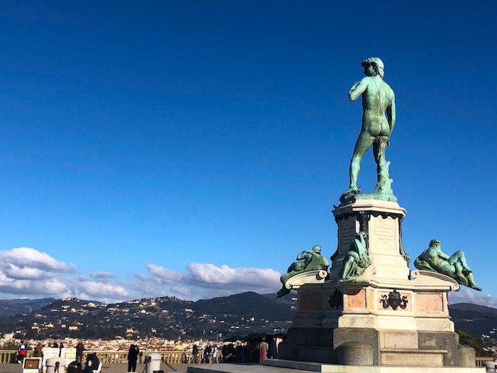 David Piazzale Michelangelo