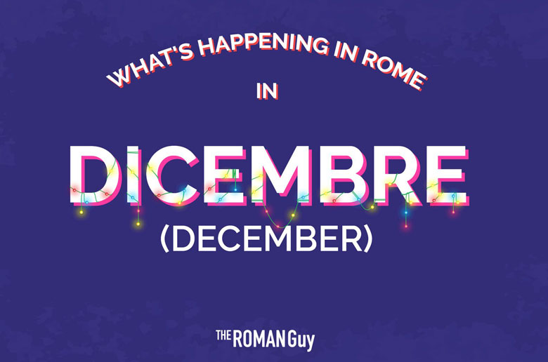 Events in Rome December 2017