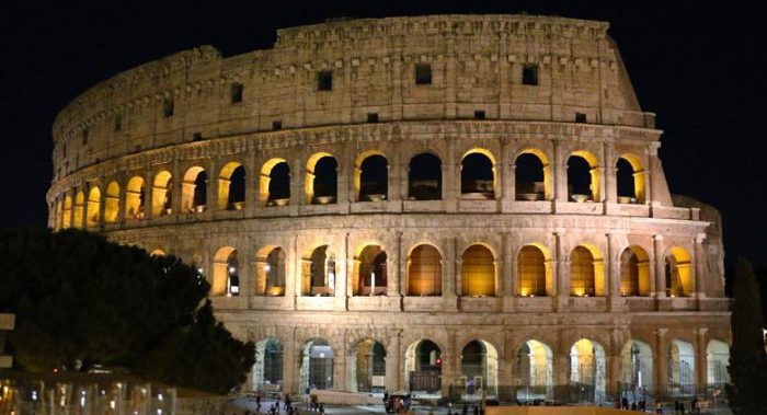 What is a Colosseum Night Tour?