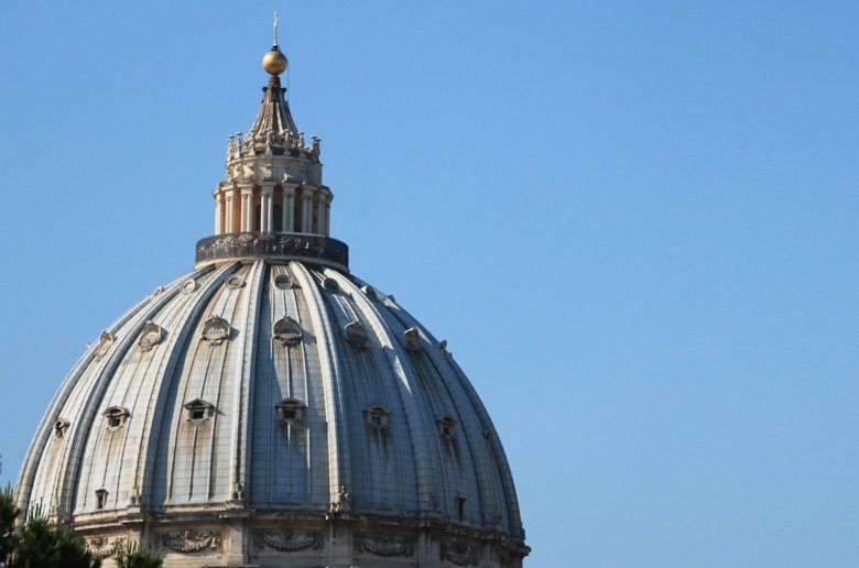 Things to do in Rome - Climb to the Top of St Peters Dome