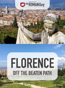 Florence Off the Beaten Path Pinterest