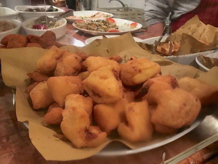 Fried Cicchetti
