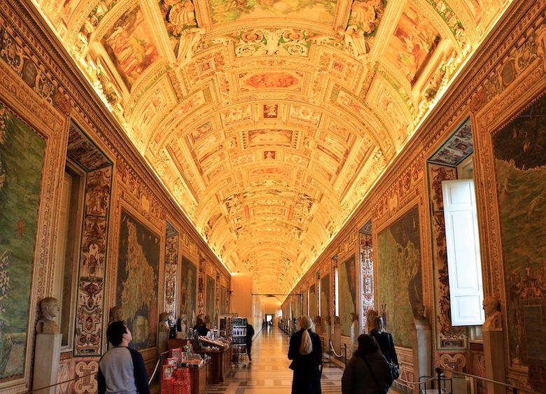 Ultimate Guide to the Gallery of Maps in the Vatican