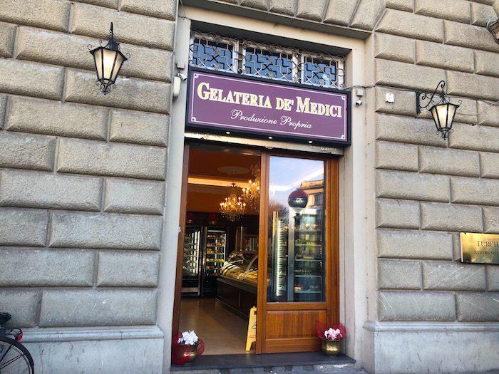 Gelateria de Medici