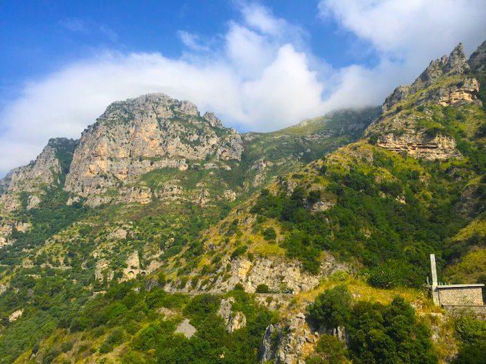 Sorrento Italy Hike