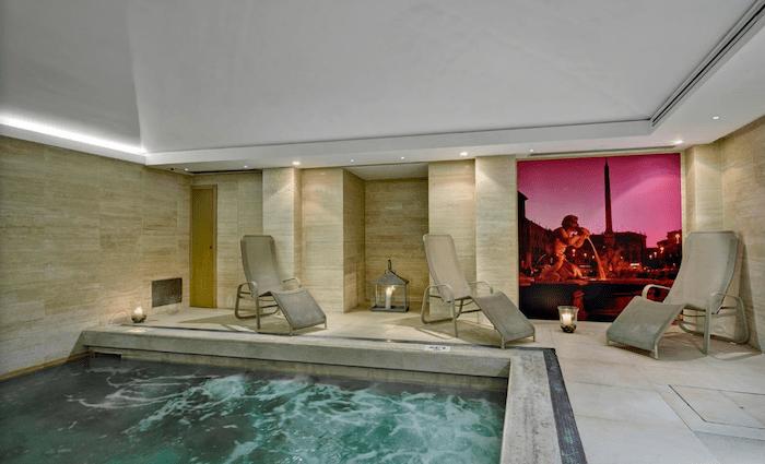 Hotel Indigo Rome Pool