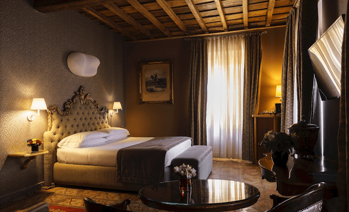 Hotel Valadier Rome