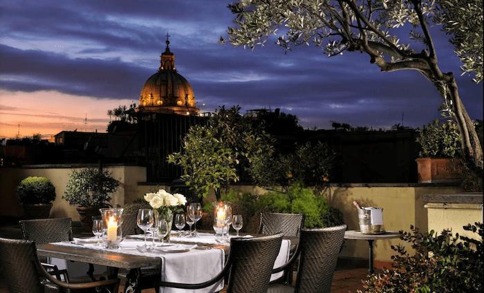 Hotel d'Inghliterra Roma