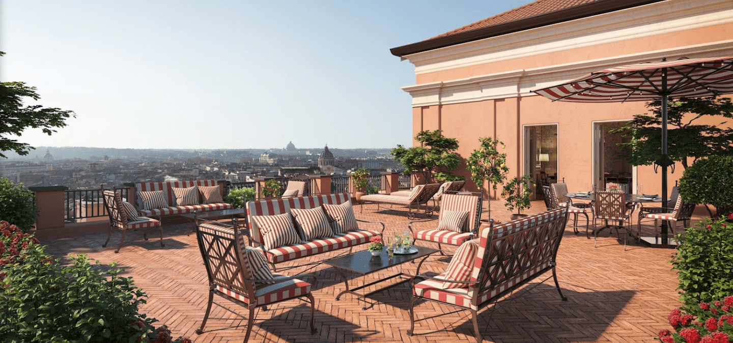 Best Hotels in Rome for 2021