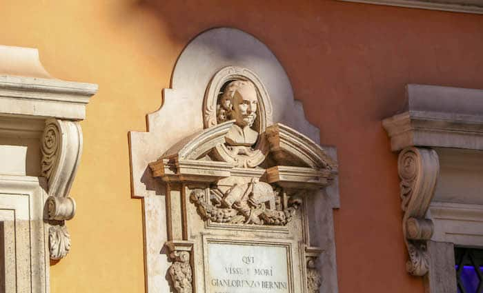 House of Gian Lorenzo Bernini