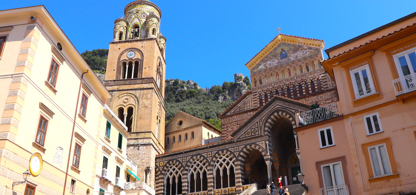 How to Travel from Rome to the Amalfi Coast