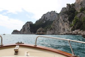 Best Places to go in Italy - Capri Boat Ride