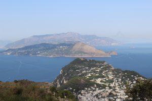 Best Places to go in Italy - Capri Chair Lift