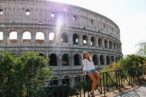 Best Places to go in Italy - The Colosseum