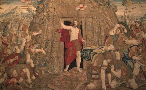 how to see the vatican right gallery of tapestries