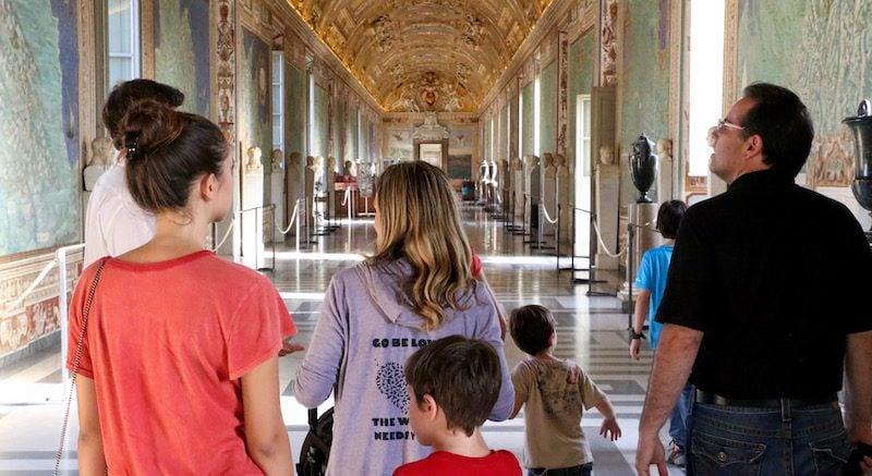 Kids Vatican