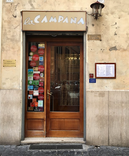 La Campana Rome