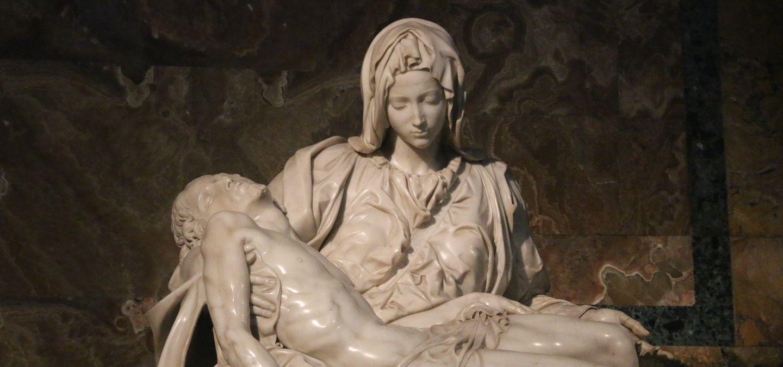 La Pieta St Peter's Basilica Vatican