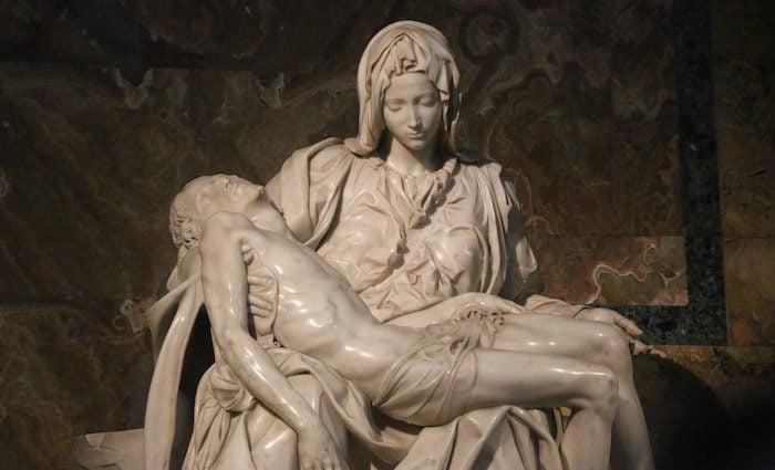 La Pieta St Peter's Basilica Vatican Top Attractions