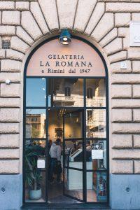 hings to do in Rome - Gelateria La Romana