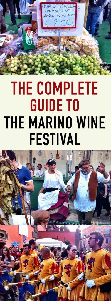 Marino Wine Festival 2017