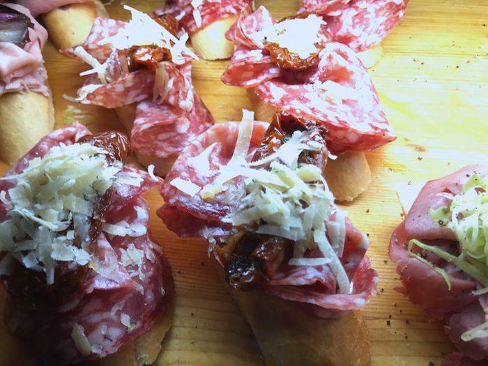 Meat Cicchetti