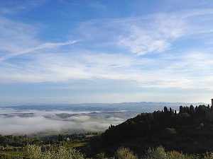Wineries in Tuscany - Montalcino